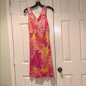 Vintage 90s Emilo Pucci Dress